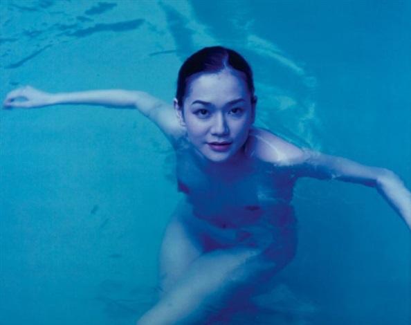 piscine by nobuyoshi araki