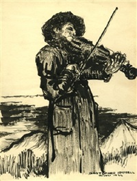 the fiddler of dooney (+ 4 others; 5 works) by christopher campbell