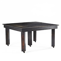 dining table by shop of the crafters