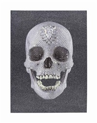 for the love of god - enlightened by damien hirst