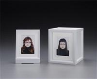 glasses (10 works) by tomoko sawada
