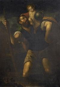 são josé com o menino jesus do tipo salvador do mundo by portuguese school (17)