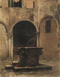 pozzo-cisterna a venezia by alberto pasini