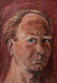 self portrait by richard haizmann