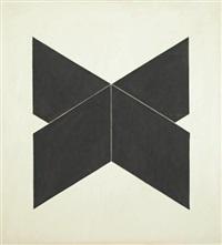 geometrische komposition by werner von mutzenbecher