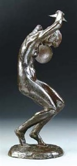 nude dancer by camille alaphilippe