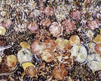 nature morte aux fruits by rady rautovich yakubov