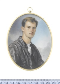a young man, called ricardo insua-cao, wearing leather jacket and white t-shirt by michael bartlett