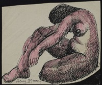 nudo by henry moore