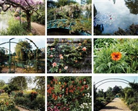 the giverny portfolio (25 works) by stephen shore