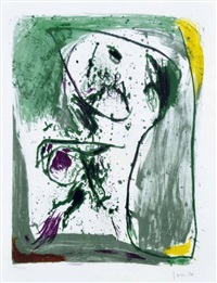 senza titolo by asger jorn