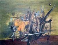 abstraction lyrique by xavier krebs
