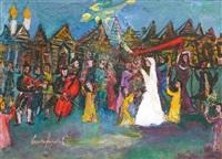 mariage juif by boris borvine frenkel