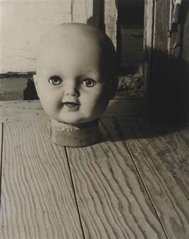 dolls head cabeza de muñeca by kati horna