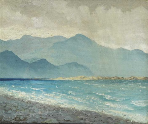 dingle bay kerry by mabel young
