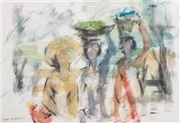 untitled (figures) by douglas macdiarmid