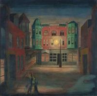 the dinner hour by john j(ules) billington