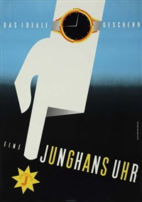 junghans uhr (2 works) by walter hofmann
