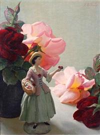 fresh roses by john bulloch souter