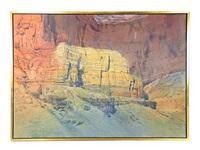 marble canyon alcove by merrill mahaffey