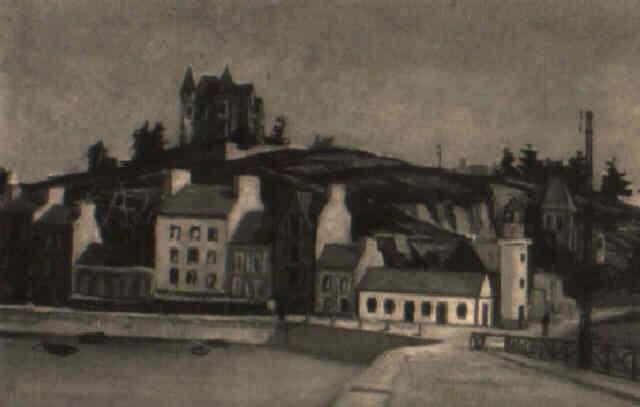 the quai castle by henri jannot