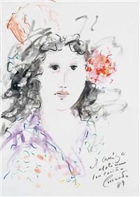 mujer by manuel coronado