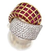 a ring by vhernier
