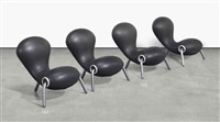embryo chairs (pair) by marc newson