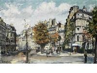 l'avenue gabriel by constantine kluge