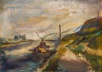 rybářská loď by vaclav hejna