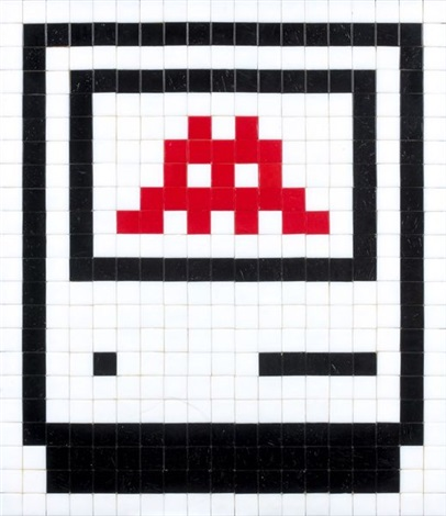 space 05 by invader