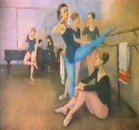 a la barre by anatoly reipolsky
