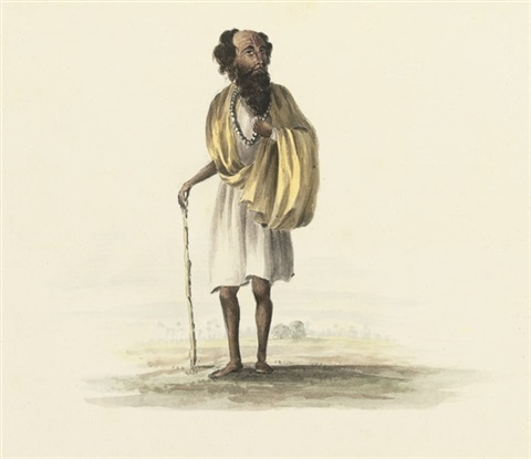 indian sketches by hubert cornish