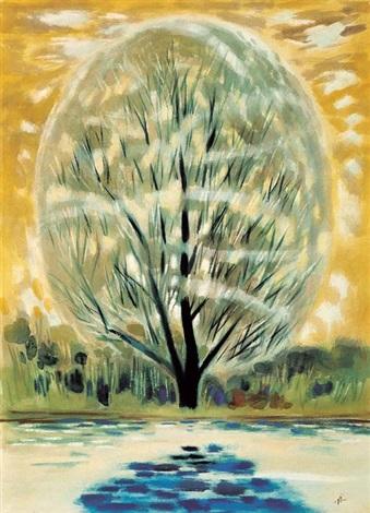 tree by xiao rusong