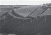 landscape near kutná hora by jaromir funke