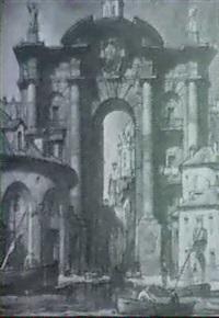 el arco del triunfo by oleg grosse
