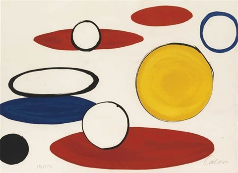 circles from our unfinished revolution by alexander calder