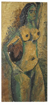 Untitled (Water Carrier), 1950