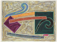 inaccessable island rail (from exotic bird series) by frank stella