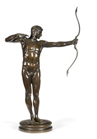 archer teucer by sir william hamo thornycroft