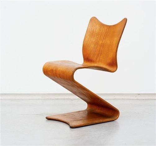 single s chair model no 275 by verner panton on artnet