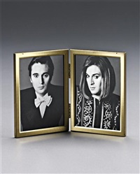 francesco by francesco: before & ever after...with love (2 works) by francesco vezzoli
