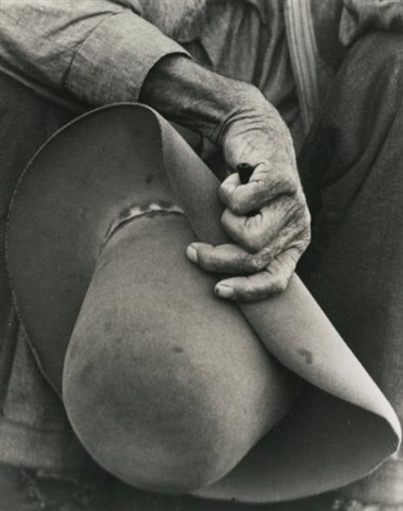 texas (childress county) by dorothea lange