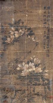 花卉 by jiang yu