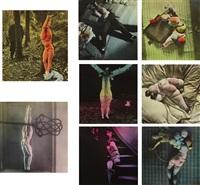 les jeux de la poupée (the games of the doll) (artist book w/17 works) by hans bellmer