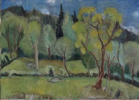 paesaggio by nando coletti