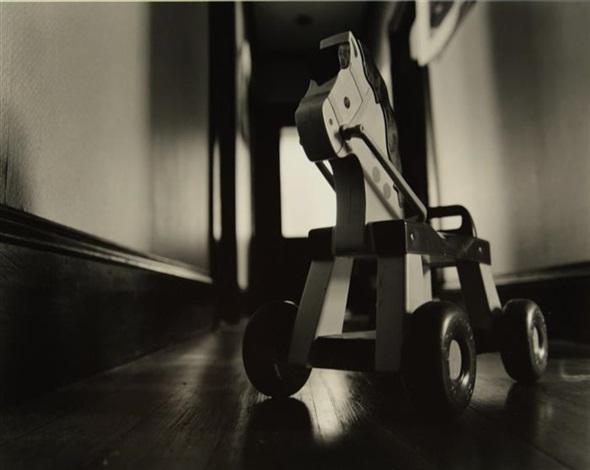 toy horse by abelardo morell
