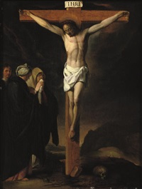 the crucifixion by jacob symonsz pynas