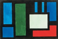 three variations with rectangles by thilo maatsch