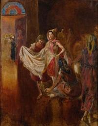 préparation du mariage by alexandre lunois